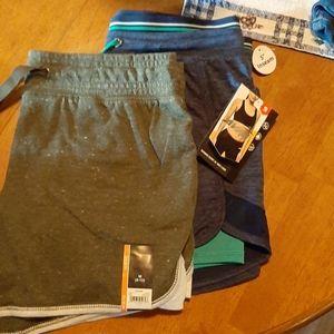 NWT bundle of running shorts